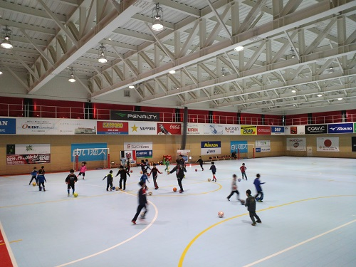 サッカー教室(子)