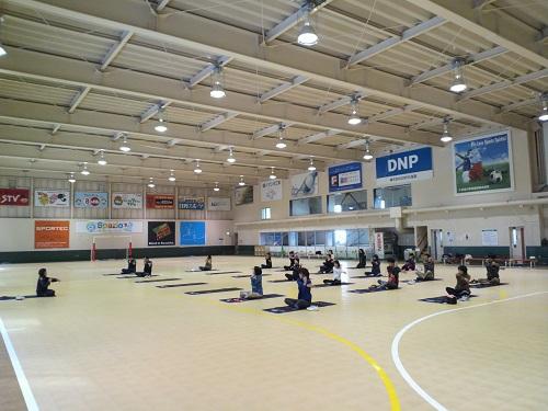 健康運動教室(親)