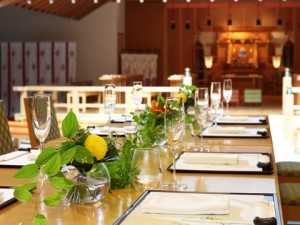 季節の会席料理