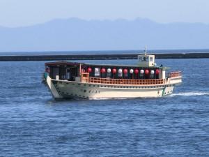 レクバス屋形船写真