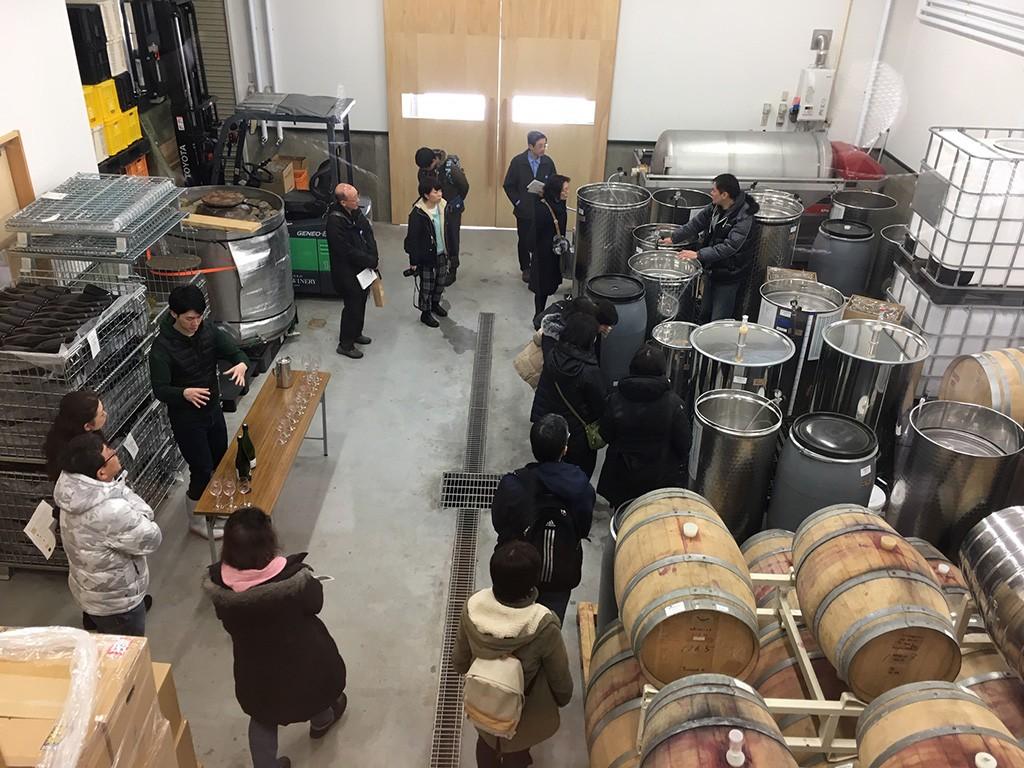 春の気配を感じるワインの探求
